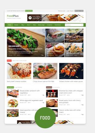 demo2 - NewsPlus - News and Magazine WordPress theme