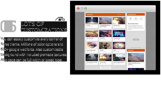 description videomag 11 - VideoMag - Powerful Video HTML Template