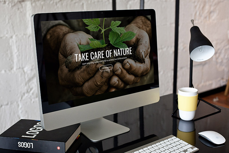 ecorecycle nature wordpress theme ecology presentation 1 - Eco Recycling - Ecology & Nature WordPress Theme