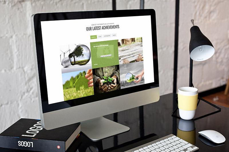 ecorecycle nature wordpress theme ecology presentation 2 - Eco Recycling - Ecology & Nature WordPress Theme