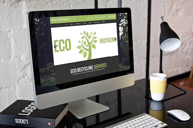 ecorecycle nature wordpress theme ecology presentation 4 - Eco Recycling - Ecology & Nature WordPress Theme