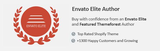 envato elite - Belle - Clothing and Fashion Shopify Theme