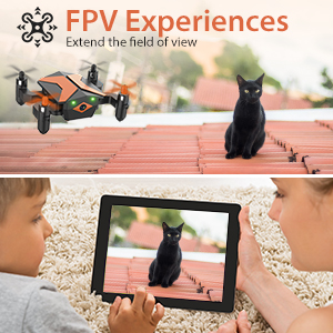 fa801369 3ad7 4b50 a338 a68c5d2f1c1c.  CR0,0,300,300 PT0 SX300 V1    - Mini Drone with Camera for KidsBeginners, Foldable Pocket RC Quadcopterwith App Gravity Voice Control Trajectory Flight, FPV Video, Altitude Hold, Headless Mode, 360°Flip, Toys Gifts for Boys Girls