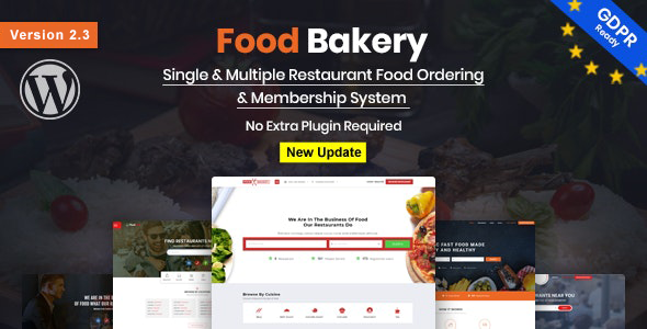foodbakery preview 2.3.  large preview - FoodBakery | Delivery Restaurant Directory WordPress Theme
