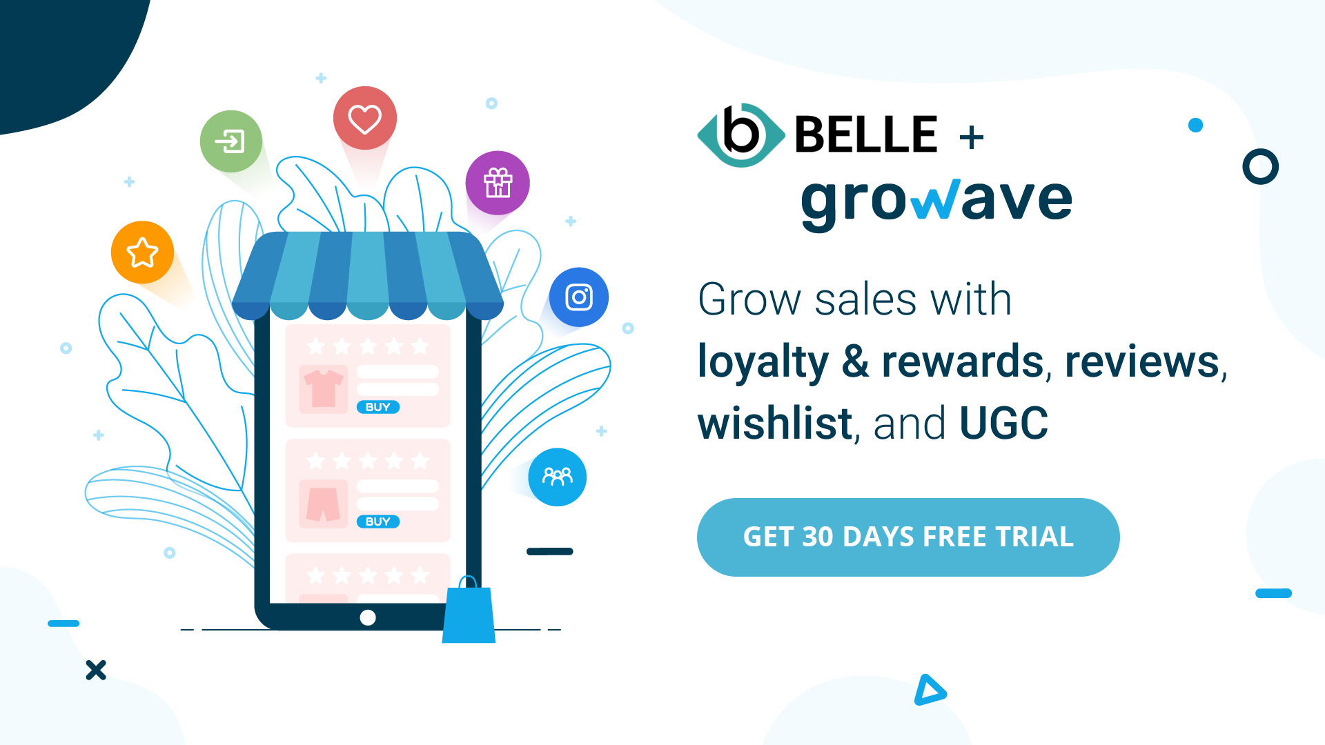 growave - Belle - Clothing and Fashion Shopify Theme
