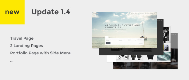 haswell update 1.4 - Haswell - Multipurpose One & Multi Page Template