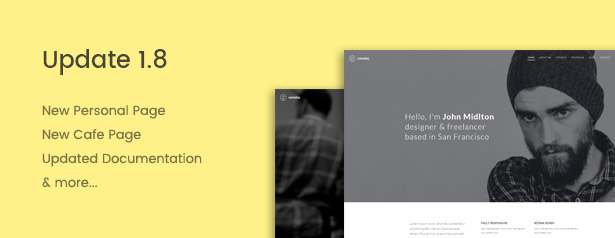 haswell update 1.8 - Haswell - Multipurpose One & Multi Page Template