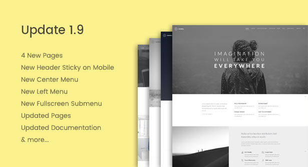 haswell update 1.9 - Haswell - Multipurpose One & Multi Page Template