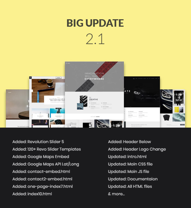 haswell update 2.1 - Haswell - Multipurpose One & Multi Page Template