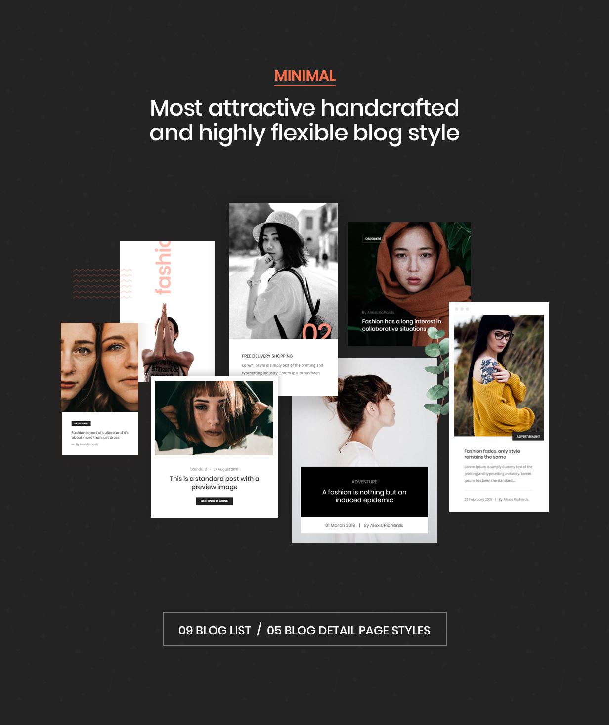 hongo theme blog style - Hongo - Modern & Multipurpose WooCommerce WordPress Theme