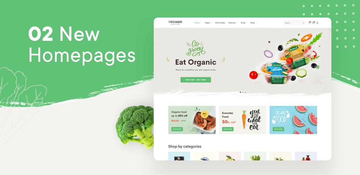 new1 - Organik - Organic Food Store WordPress Theme