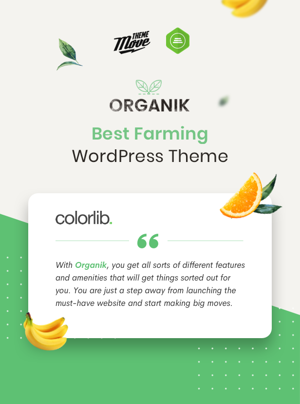 organik - Organik - Organic Food Store WordPress Theme
