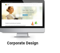 salbii home corporate - Salbii - Responsive Multi-Purpose WordPress Theme