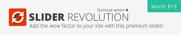 salbii slider revolution - Salbii - Responsive Multi-Purpose WordPress Theme