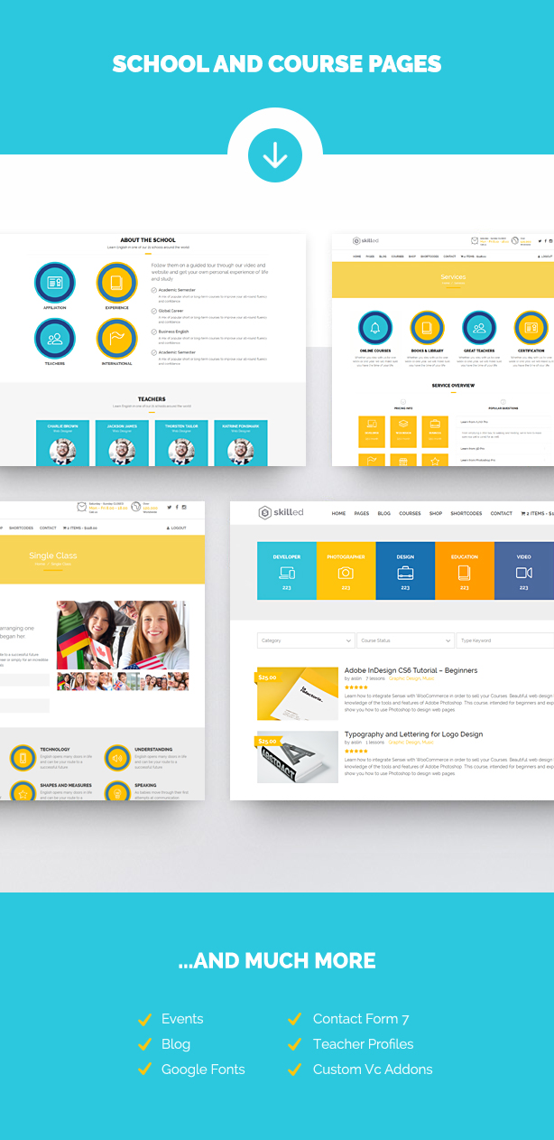 skilled sales letter 07 - Skilled | School Education Courses WordPress Theme