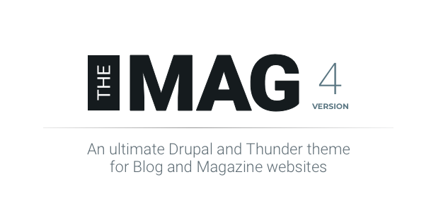 themag features  version 1 - TheMAG - Highly Customizable Blog and Magazine Theme for Drupal