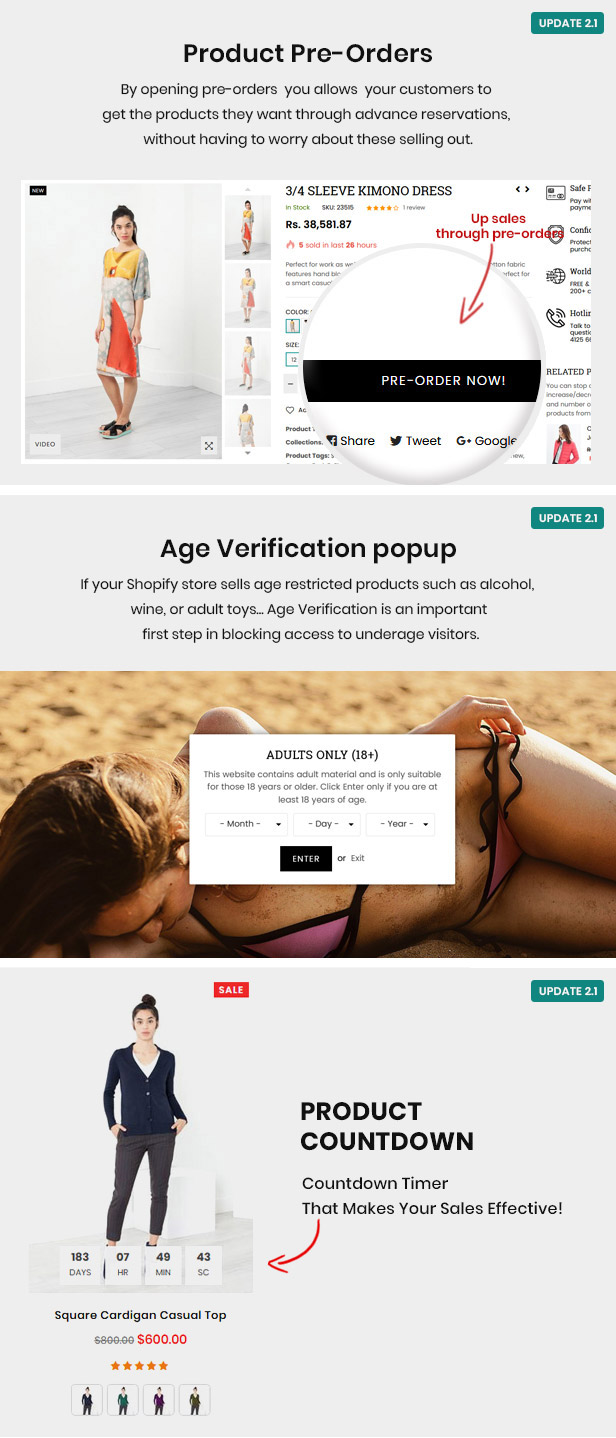 v2.1 - Belle - Clothing and Fashion Shopify Theme