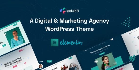00 preview betakit wordpress theme.  large preview - Techland - Saas Startup Technology Marketing Agency WordPress Theme