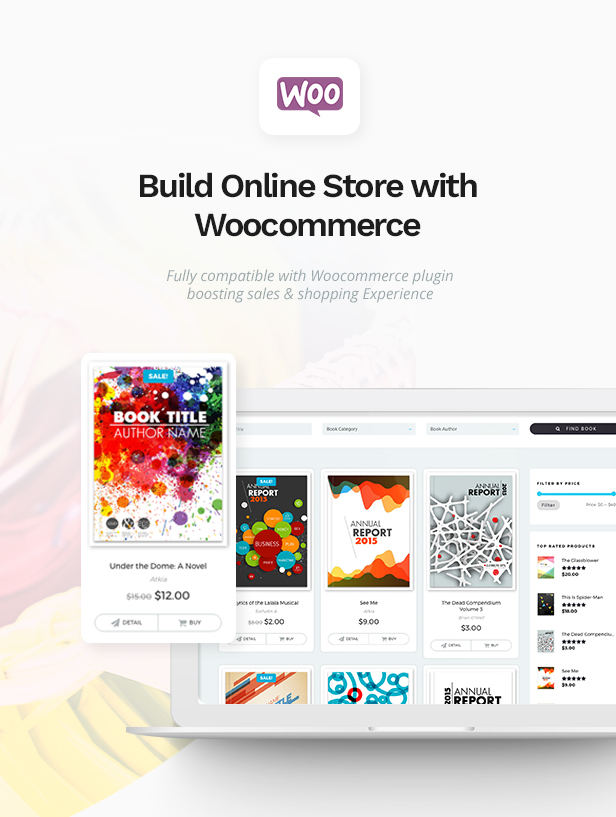 04 bookie woo - Bookie - WordPress Theme for Books Store