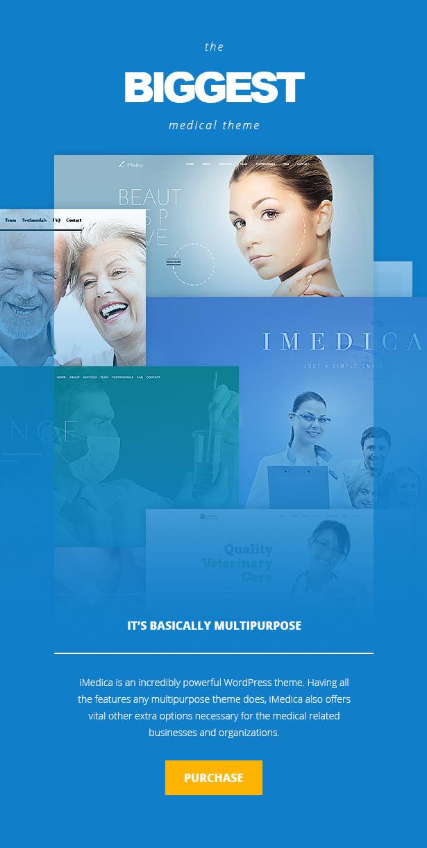 11 - iMedica - Responsive Medical & Health WP Theme