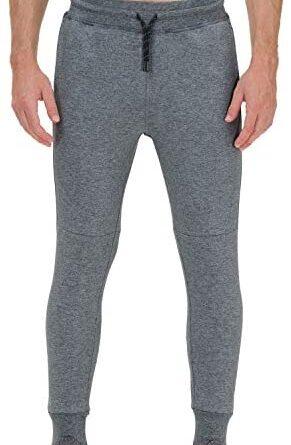 1632679660 41F9ckn4PYL. AC  291x445 - snowhite Mens Casual Jogger Sweatpants Pants - Leisure Fashion Sport Pants with Pockets and Elastic Waist