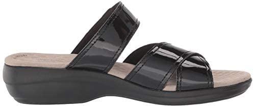 317At3LLlaL. AC  - Clarks Women's Alexis Art Flat Sandal