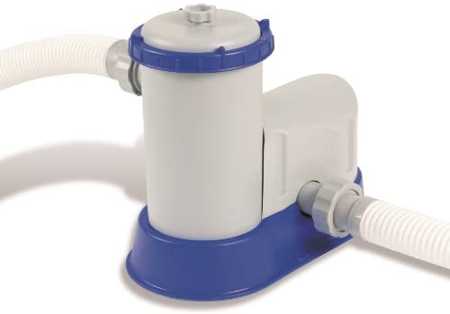 31DhF1lNegL. AC  - Bestway Flow Clear 1500 GPH Above Ground Swimming Pool Filter Pump