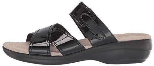 31Xsf1PWuAL. AC  - Clarks Women's Alexis Art Flat Sandal