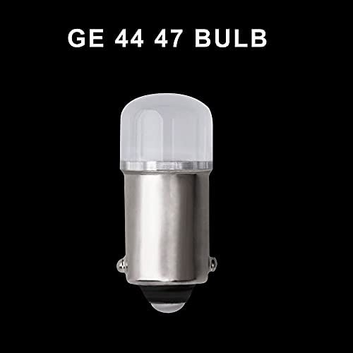 31otBgx66mS. AC  - EverBright Coin Display Bulb Pachinko Game Machine Bulb T11 756 1893 1847 BA9S Led Bulb Replacement for Pinball Machine Light Toy Car Lights, 5630 Chipsets,Non-Polarity, DC/AC 6.3V 6V,White 10-Pack