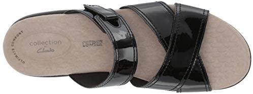 31rSeb054EL. AC  - Clarks Women's Alexis Art Flat Sandal