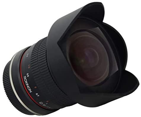 31tHtI8SKNL. AC  - Rokinon FE14M-C 14mm F2.8 Ultra Wide Lens for Canon (Black)