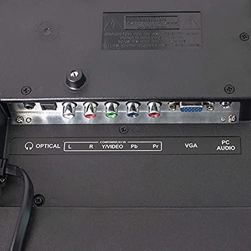 41aB6BMP+CS. AC  - Westinghouse WD19HN1108 19″ Bright and Vivid Full HD TV (Renewed)(19″ WD19HN1108)