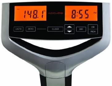 41kTzpsZdwL. AC  - Accuro DBW100 Waist Level Digital Medical Scale, 500 lb./227kg Capacity, Calculates BMI