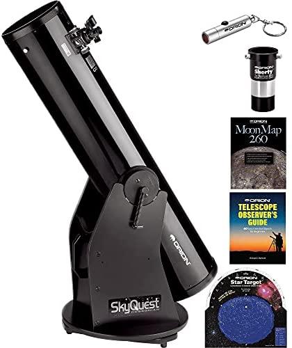 41qHW7ilLbS. AC  - Orion SkyQuest XT8 Classic Dobsonian Telescope Kit