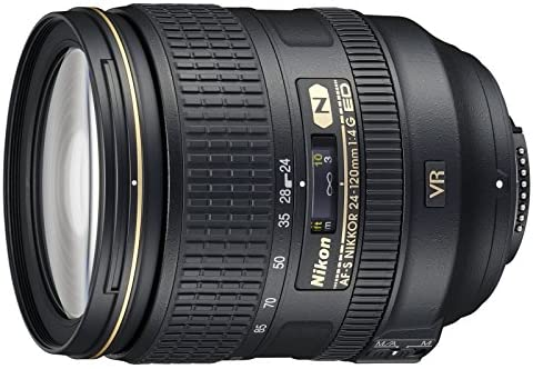 516egu3KY6L. AC  - Nikon 24-120mm f/4G ED VR AF-S NIKKOR Lens for Nikon Digital SLR (Renewed)