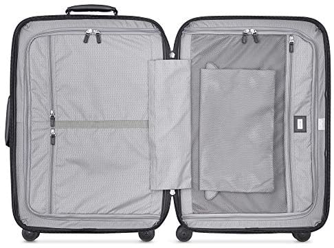51e Untrz4L. AC  - DELSEY Paris Chatelet Hardside Luggage with Spinner Wheels, Black, Carry-on 21 Inch, with Brake