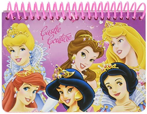 51vqD5rGe6L. AC  - Disney Princess 2 pc. Autograph Book Set