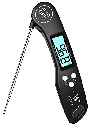 573a3f5a 58c2 4ce7 b3ed 9425cc36f7eb.  CR193,0,1200,1600 PT0 SX300 V1    - DOQAUS Digital Meat Thermometer, Instant Read Food Thermometer for Cooking, Digital Kitchen Thermometer Probe with Backlight & Reversible Display, Cooking Thermometer for Turkey Candy Grill BBQ