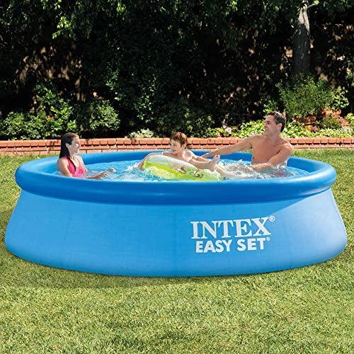 61lffq+FlfL. AC  - Intex Easy Set Up 10 Foot x 30 Inch Pool