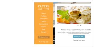 box breakfast - Eatery - Responsive Restaurant WordPress Theme