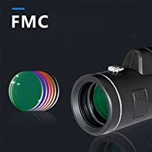 dd8dca34 ce9d 49c8 b74d 8f9031194513.  CR0,0,1600,1600 PT0 SX220 V1    - Monocular Telescope, 12X50 High Definition BAK4 Prism Monocular with Smartphone Holder & Tripod for Hunting Hiking Traveling Bird Watching