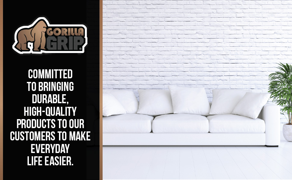 ea108ff6 34c1 4d6c 91f0 93fc9b53f07c. CR0,0,970,600 PT0 SX970   - Gorilla Grip Original Slip Resistant Couch Cushion Gripper Pad, Helps Keep Sofa Cushions from Sliding, Grip Pads Work on Sofas and Couches, Easy to Trim, Strong Durable Grips Help Stop Slipping