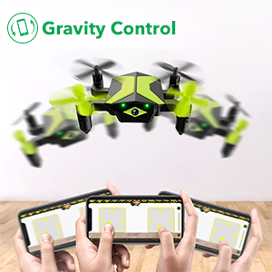 f806a453 977c 404b b4e7 f8cab164389d.  CR0,0,300,300 PT0 SX300 V1    - Drone with Camera Drones for Kids Beginners, RC Quadcopter with App FPV Video, Voice Control, Altitude Hold, Headless Mode, Trajectory Flight, Foldable Kids Drone Boys Gifts Girls Toys-Green