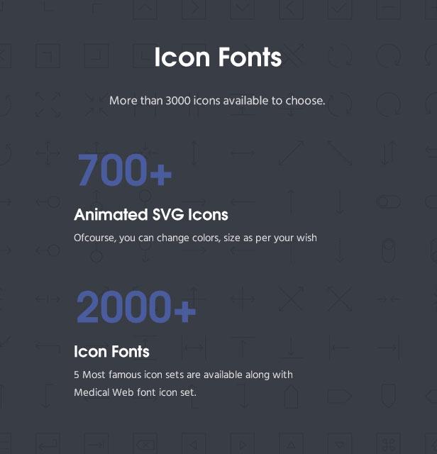 fortun description iconfonts v2 1 - Fortun   Multi-Concept WordPress Theme