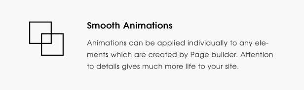 fortune description feature animation - Fortun   Multi-Concept WordPress Theme