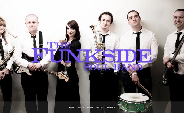 funksidesoulband - Speaker - One-Page Music Wordpress Theme