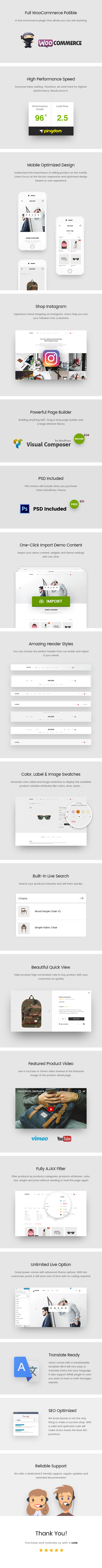 h5ag4nC - Unero - Minimalist AJAX WooCommerce WordPress Theme