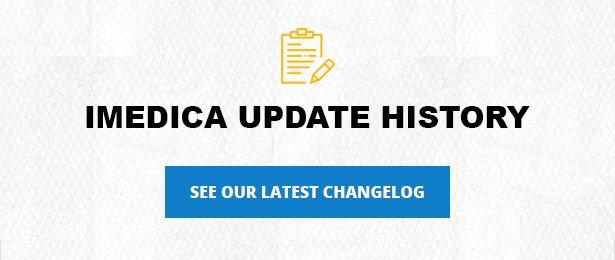 imedica change log - iMedica - Responsive Medical & Health WP Theme