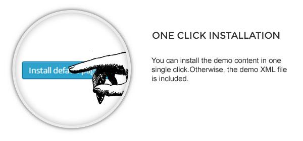 installation - Speaker - One-Page Music Wordpress Theme