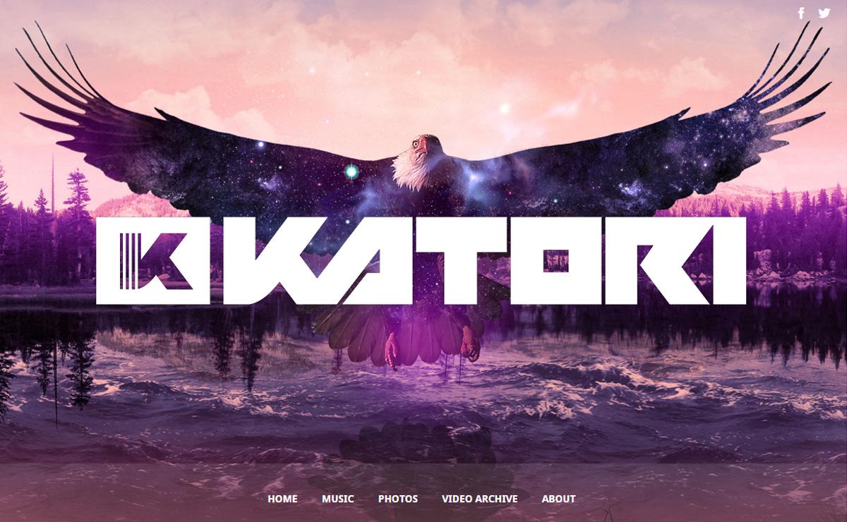 katorimusic - Speaker - One-Page Music Wordpress Theme